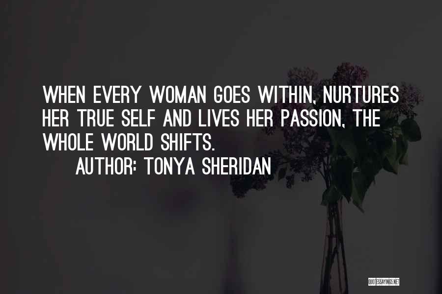 Tonya Sheridan Quotes 1349837