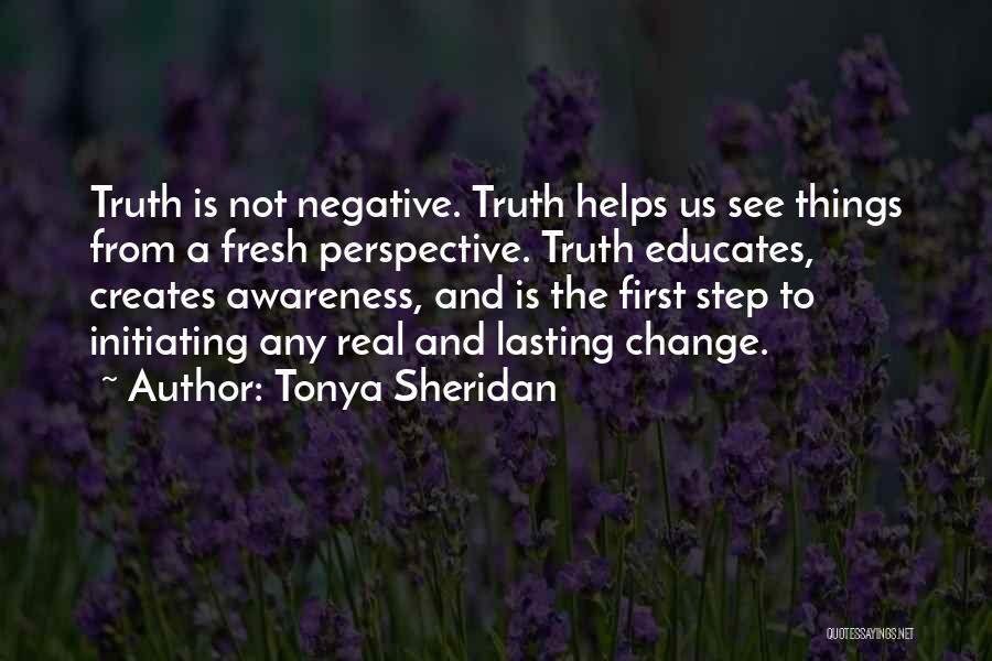 Tonya Sheridan Quotes 1351031