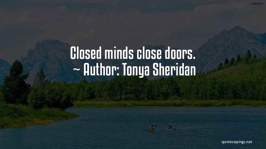 Tonya Sheridan Quotes 377725