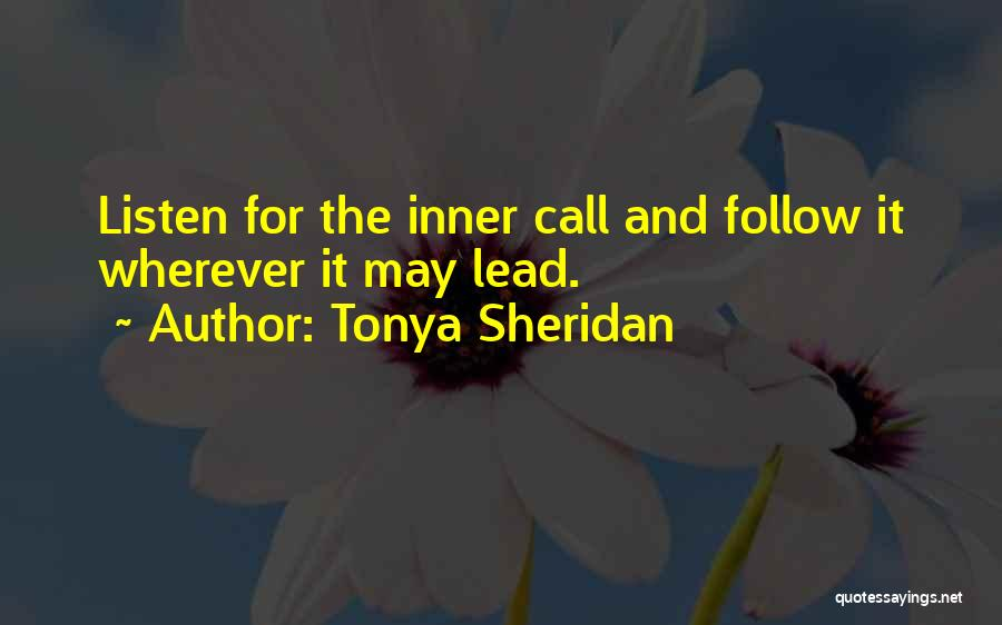 Tonya Sheridan Quotes 396038