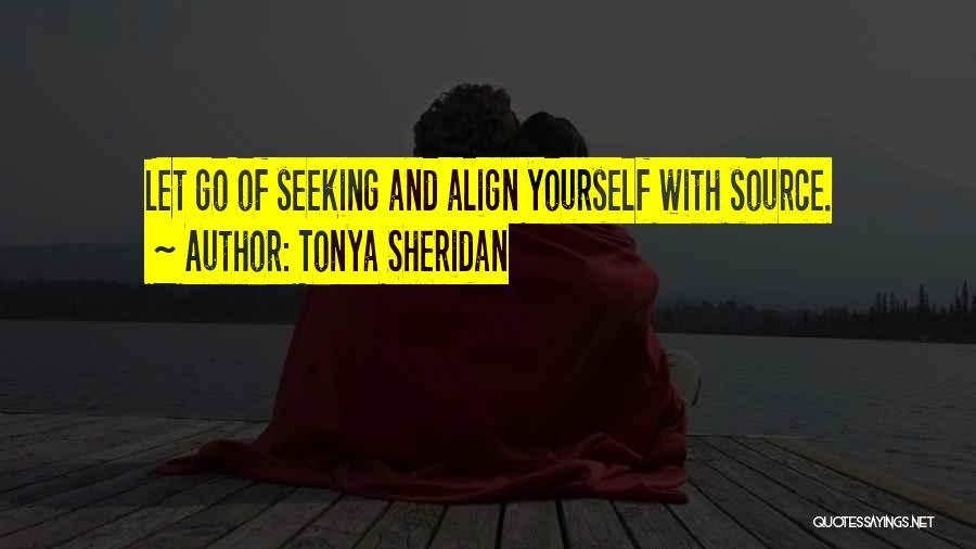 Tonya Sheridan Quotes 497618