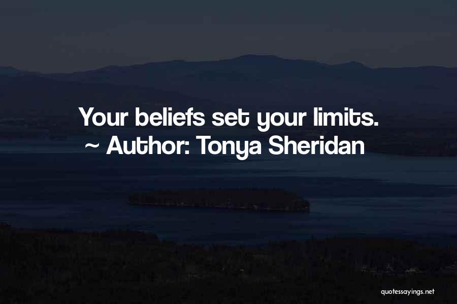 Tonya Sheridan Quotes 516183
