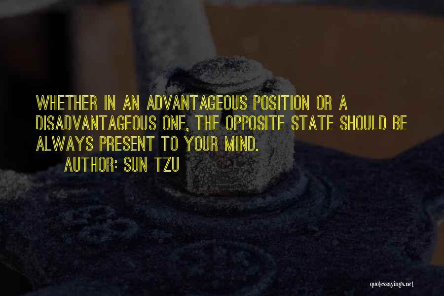 Too Many Things On My Mind Quotes By Sun Tzu