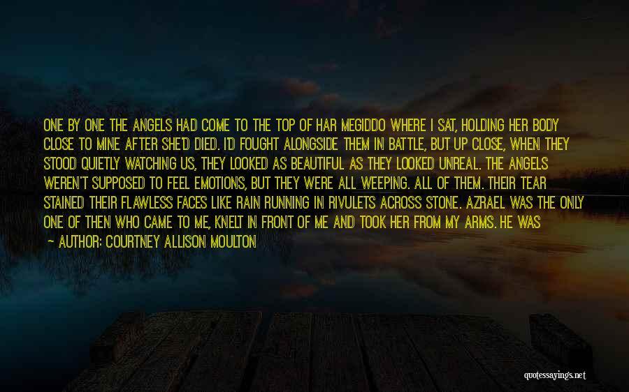 Top Most Sad Quotes By Courtney Allison Moulton