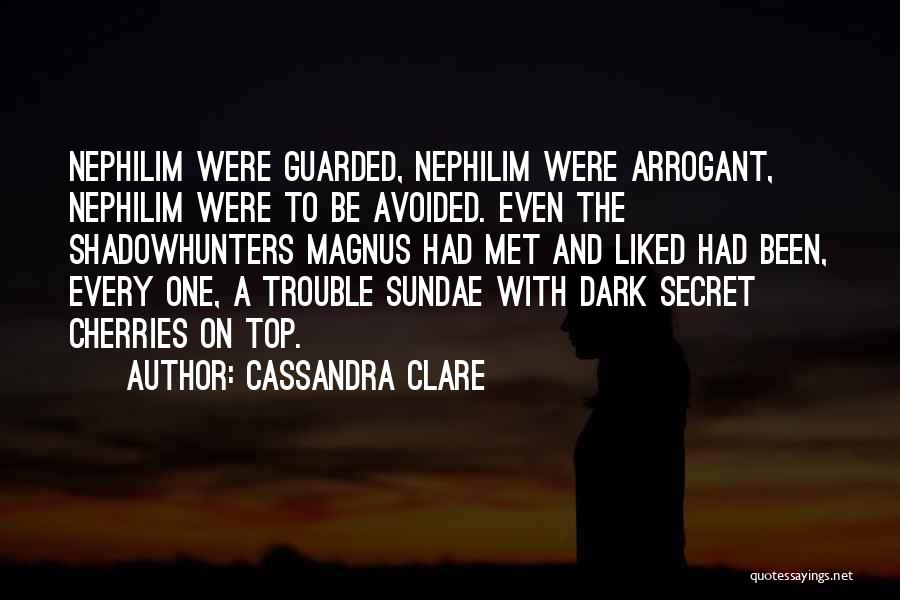 Top Secret Quotes By Cassandra Clare