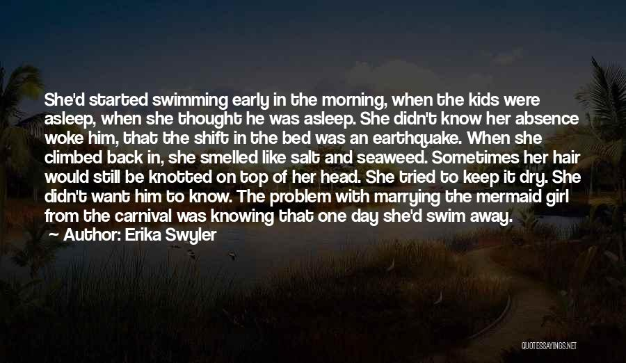 Top Secret Quotes By Erika Swyler