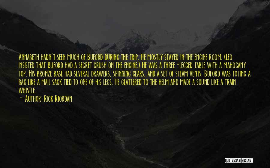 Top Secret Quotes By Rick Riordan