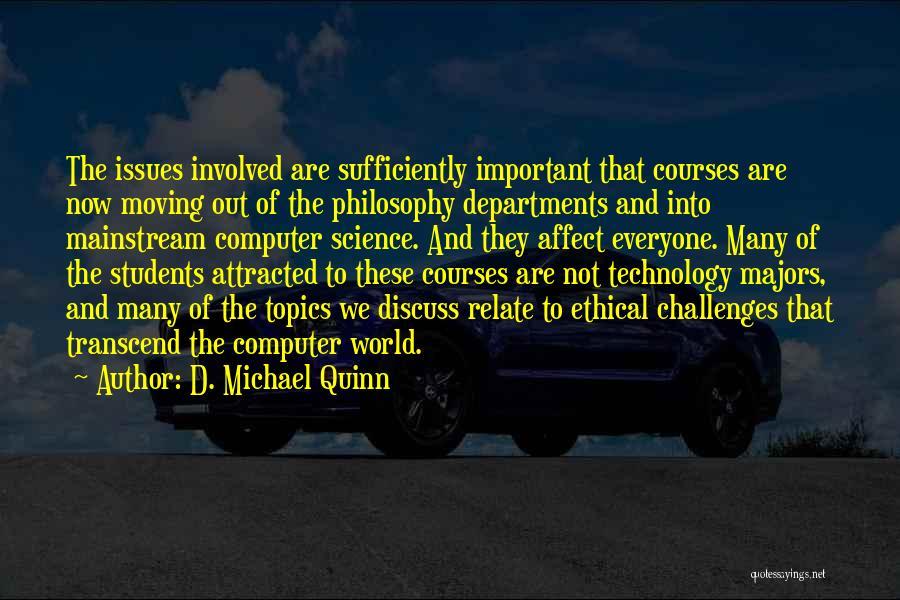 Topics Quotes By D. Michael Quinn