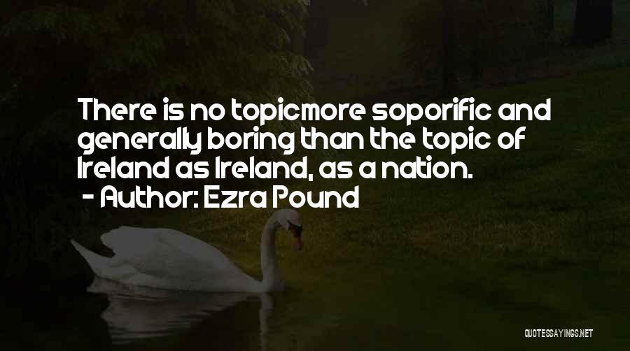 Topics Quotes By Ezra Pound