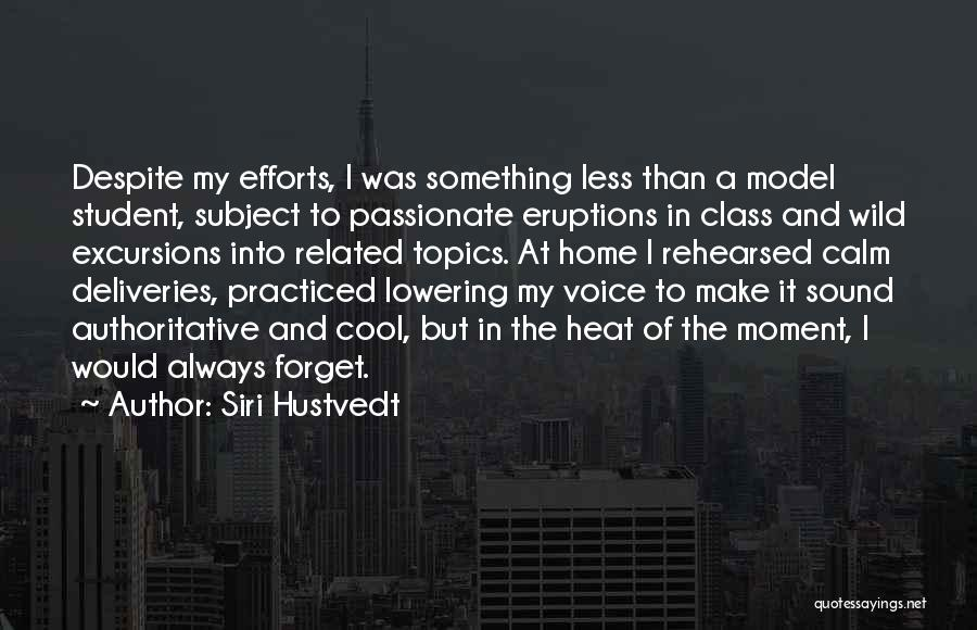 Topics Quotes By Siri Hustvedt