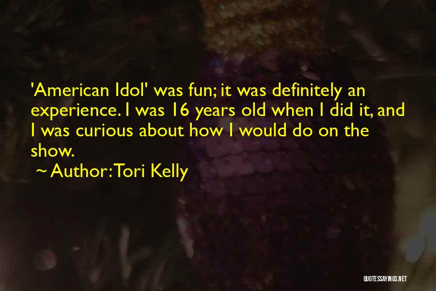 Tori Kelly Quotes 266028