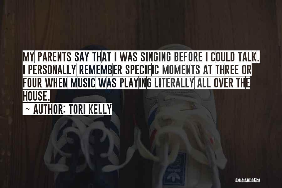 Tori Kelly Quotes 621395
