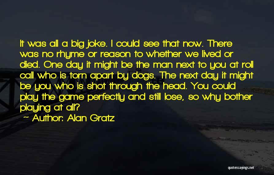 Torn Apart Quotes By Alan Gratz
