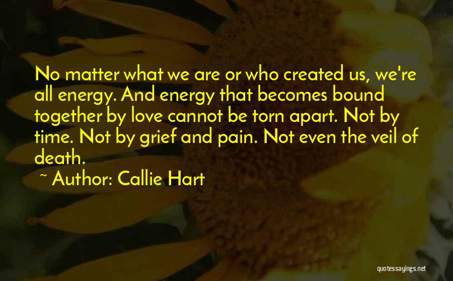 Torn Apart Quotes By Callie Hart