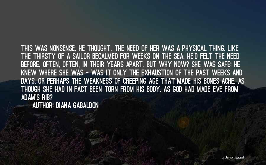 Torn Apart Quotes By Diana Gabaldon