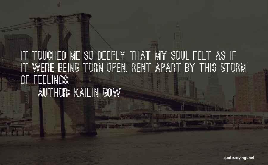 Torn Apart Quotes By Kailin Gow