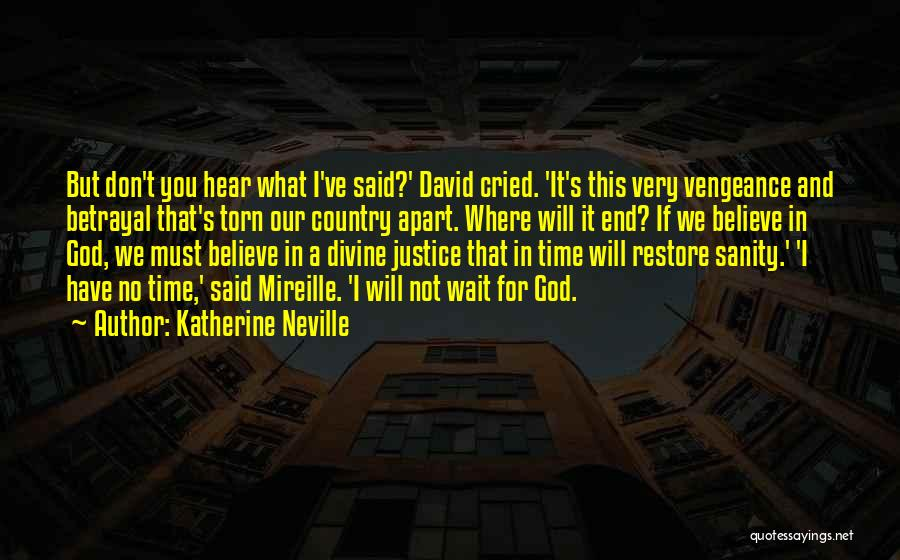 Torn Apart Quotes By Katherine Neville