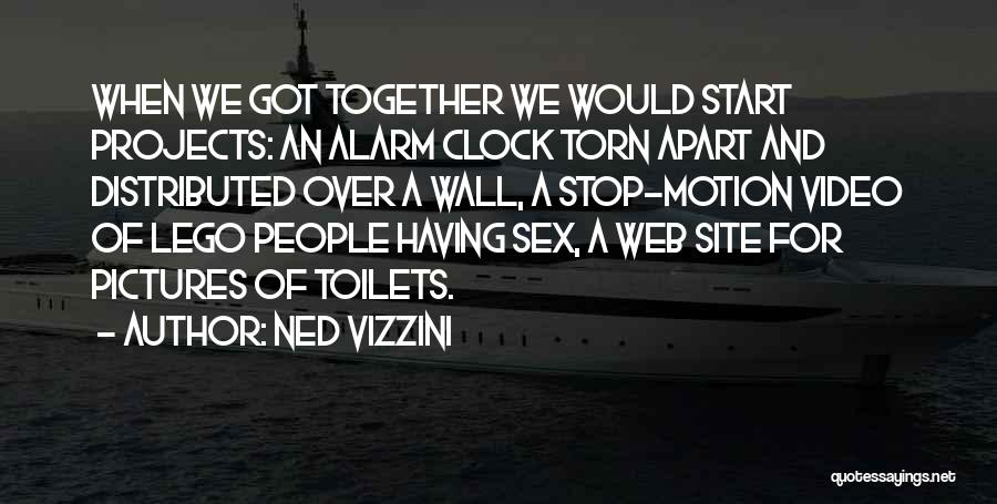 Torn Apart Quotes By Ned Vizzini