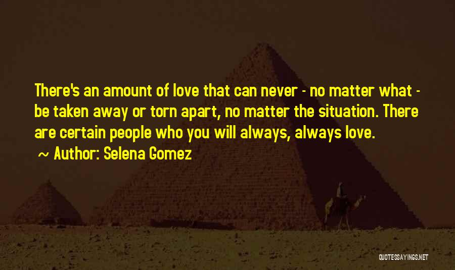 Torn Apart Quotes By Selena Gomez