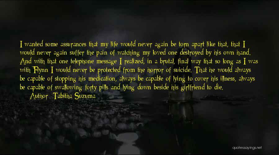 Torn Apart Quotes By Tabitha Suzuma