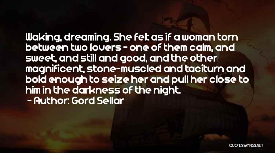 Torn Between Two Quotes By Gord Sellar