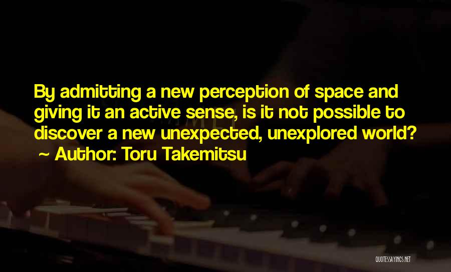 Toru Takemitsu Quotes 1925435