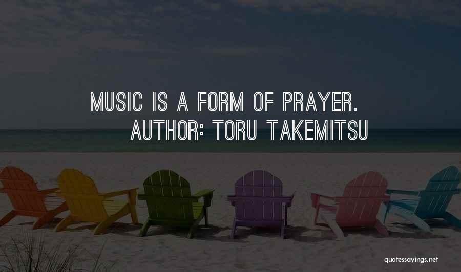 Toru Takemitsu Quotes 996840