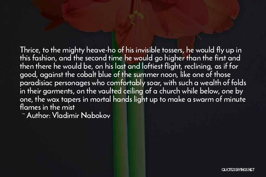 Tossers Quotes By Vladimir Nabokov