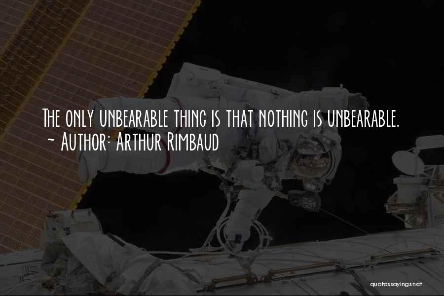 Total Eclipse Quotes By Arthur Rimbaud
