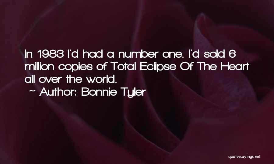Total Eclipse Quotes By Bonnie Tyler