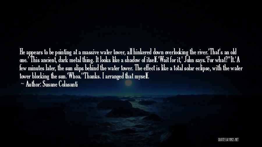 Total Eclipse Quotes By Susane Colasanti