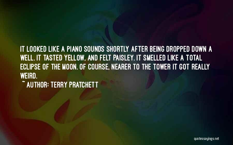 Total Eclipse Quotes By Terry Pratchett
