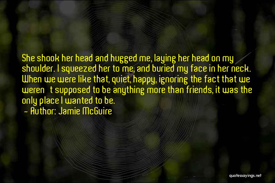 Totally Sad Quotes By Jamie McGuire