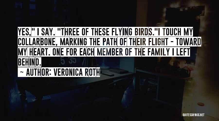 Touch My Family Quotes By Veronica Roth