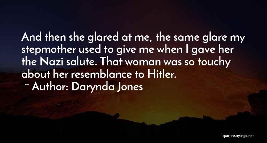 Touchy Quotes By Darynda Jones