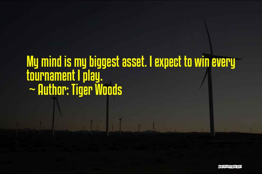 Tournament Motivational Quotes By Tiger Woods