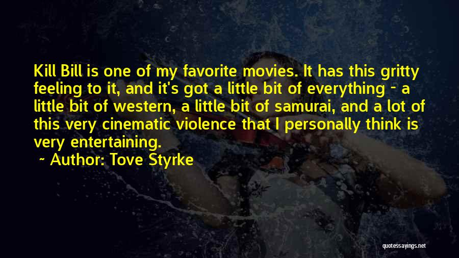 Tove Styrke Quotes 251276