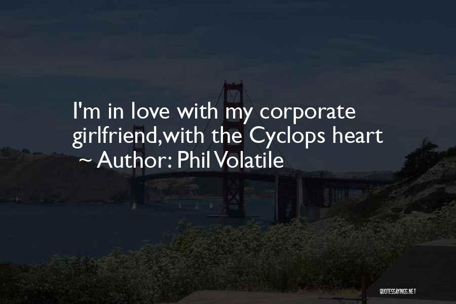 Toxic Relationships Quotes By Phil Volatile
