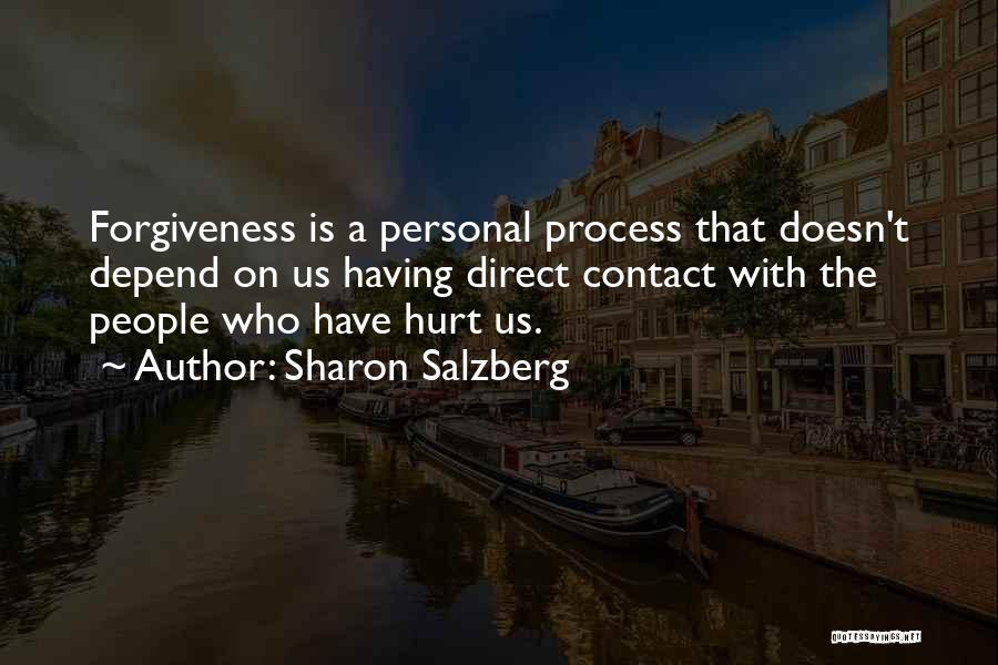Toxic Relationships Quotes By Sharon Salzberg