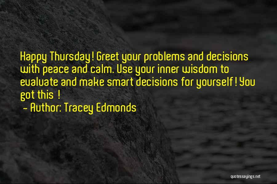 Tracey Edmonds Quotes 1880632