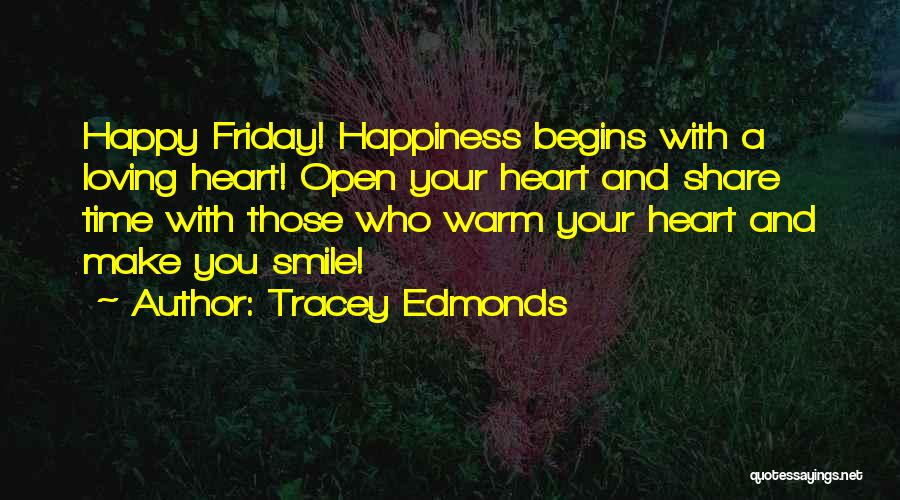 Tracey Edmonds Quotes 690544
