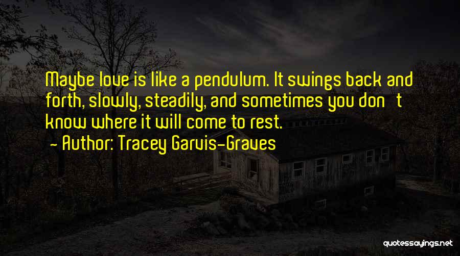 Tracey Garvis-Graves Quotes 182752