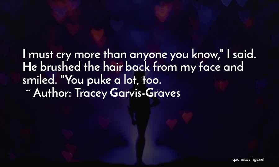 Tracey Garvis-Graves Quotes 288047