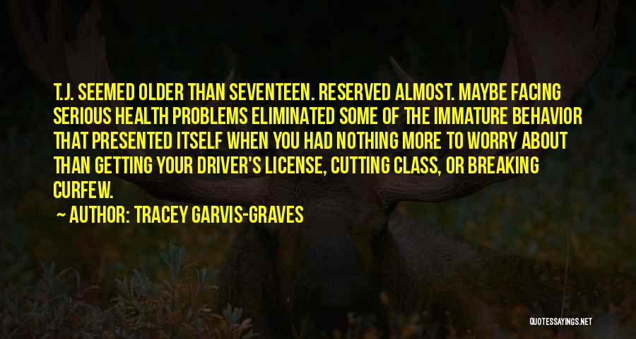 Tracey Garvis-Graves Quotes 484560