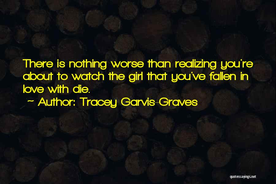 Tracey Garvis-Graves Quotes 780802