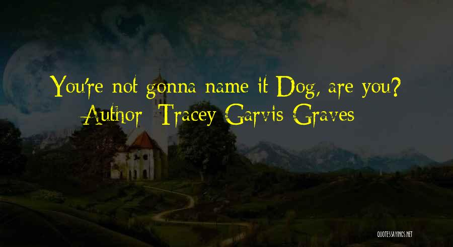 Tracey Garvis-Graves Quotes 801962