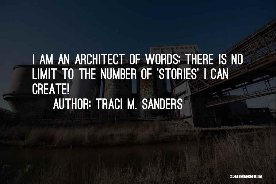 Traci M. Sanders Quotes 250924