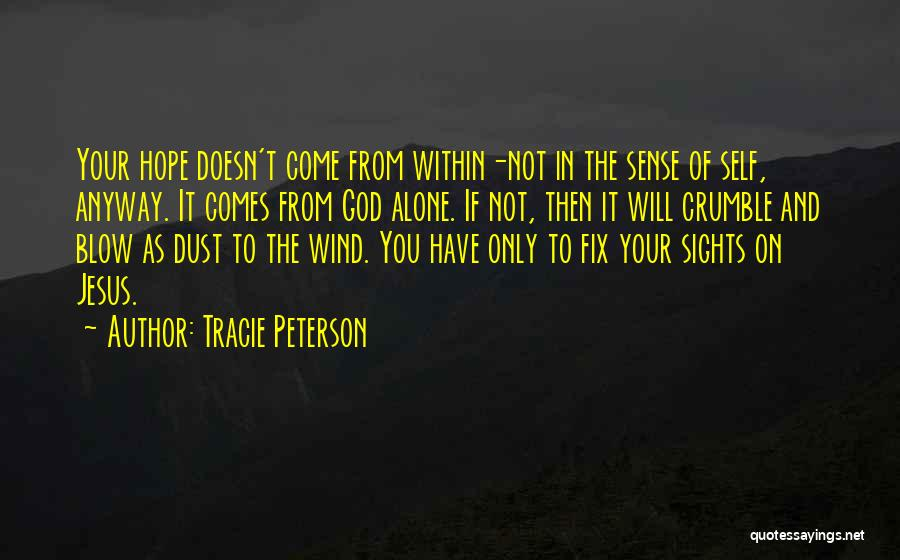 Tracie Peterson Quotes 1411269