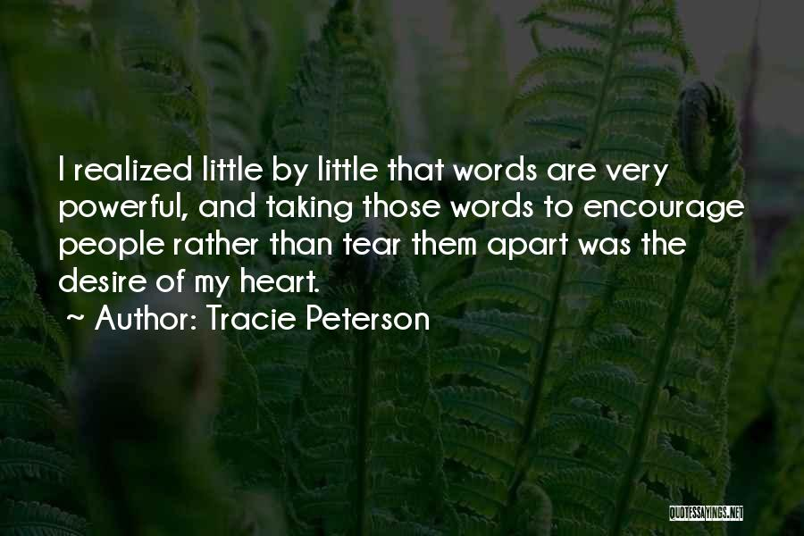 Tracie Peterson Quotes 1443082