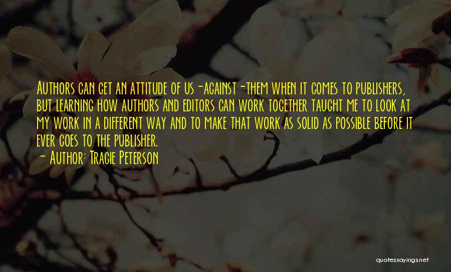 Tracie Peterson Quotes 207615